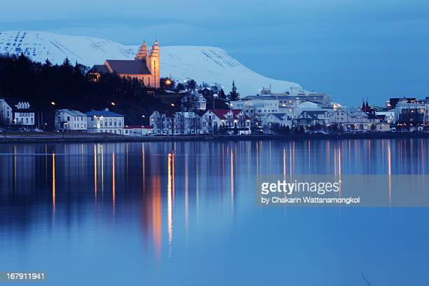 The Capital of the North (Akureyri)