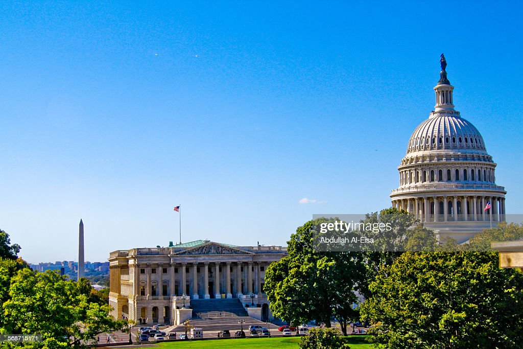 The Capitol : Stock Photo