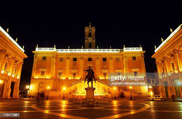 The Capitoline Hill, Rome, Italy