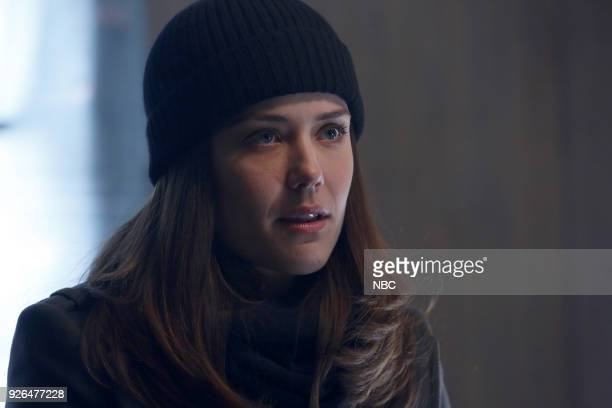 THE BLACKLIST The Capricorn Killer Episode 516 Pictured Megan Boone as Elizabeth Keen