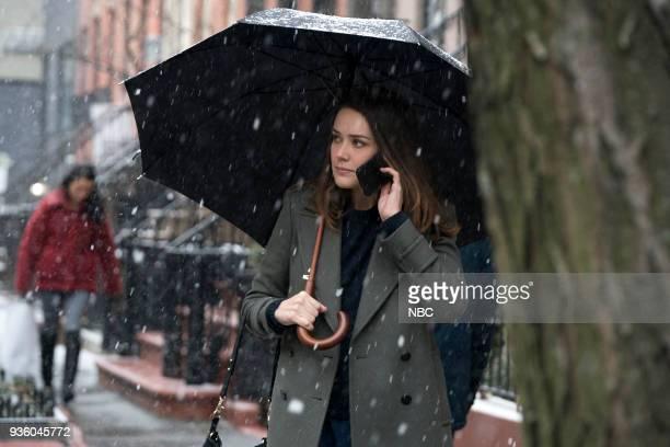 THE BLACKLIST The Capricorn Killer Episode 516 Pictured Megan Boone as Elizabeth Keen