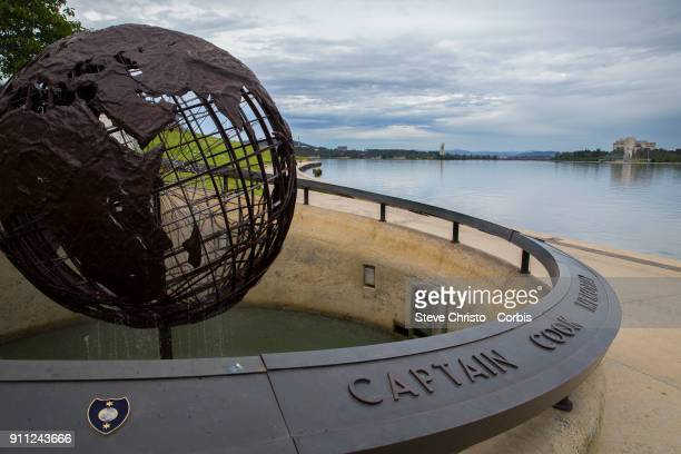 The Captain James Cook Memorial was built by the Commonwealth Government to commemorate the Bicentenary of Captain Cook's first sighting of the east...