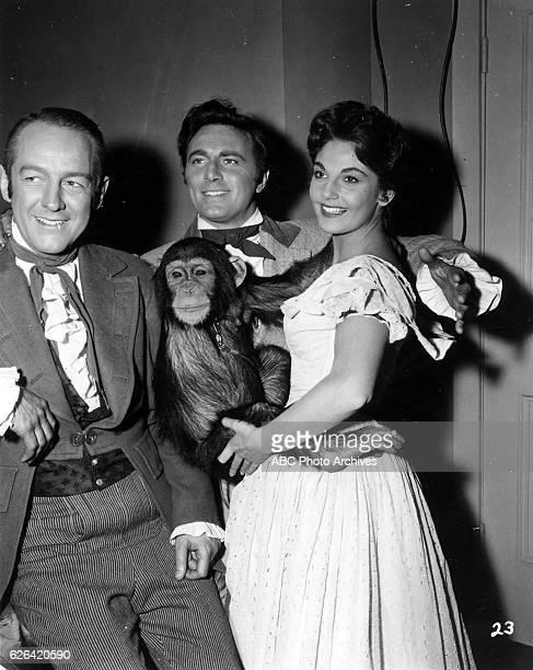 BOWIE The Captain's Chimp Airdate March 8 1957 L