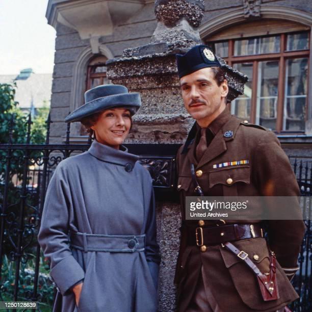 The Captain's Doll, aka: Der Offizier und die Puppe, Fernsehfilm, Großbritannien/Deutschland 1983, Regie: Claude Whatham, Darsteller: Gila von...