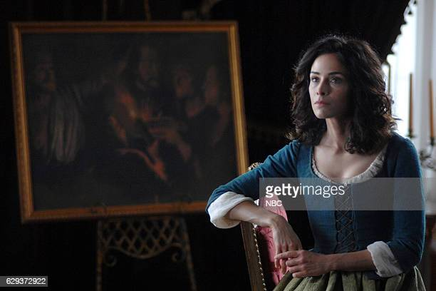 TIMELESS The Capture of Benedict Arnold Episode 109 Pictured Abigail Spencer as Lucy Preston