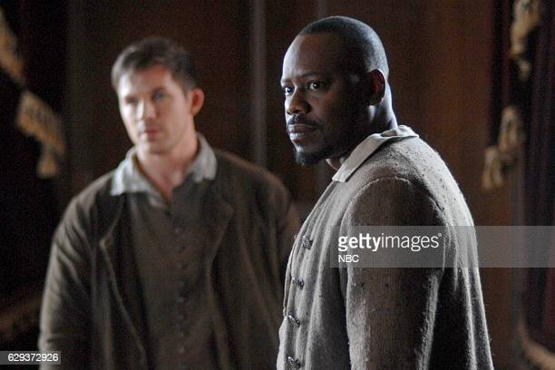 TIMELESS The Capture of Benedict Arnold Episode 109 Pictured Malcolm Barrett as Rufus Carlin