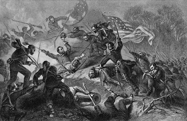 Capture Of Roanoke Wall Art
