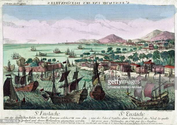 The Capture of Sint Eustatius took place in February 1781 during the 4th Anglo-Dutch War when British army and naval forces under General John...