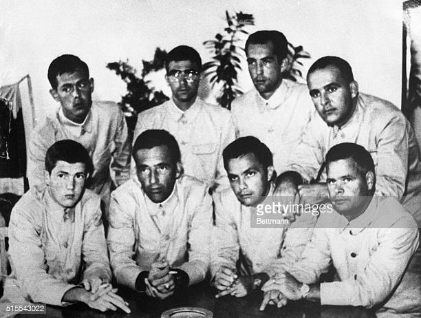The captured crew of the USS Pueblo