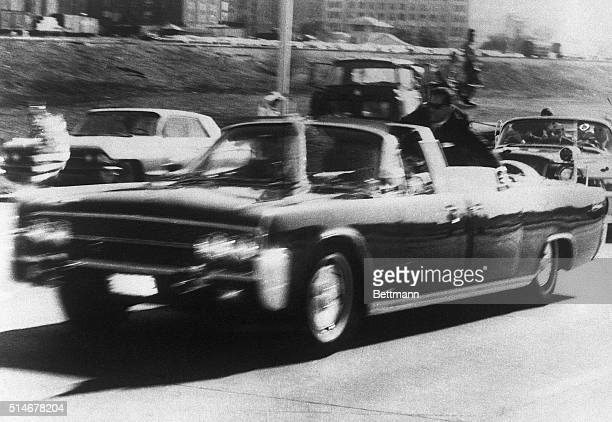 Assassination Of John F  Kennedy Pictures and Photos - Getty