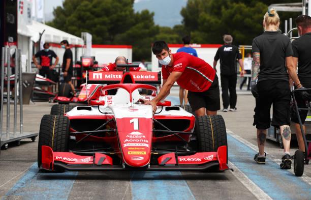 FRA: Formula 3 Championship - Round 2:Le Castellet - Previews