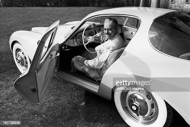 The Car Of Designer Raymond Loewy