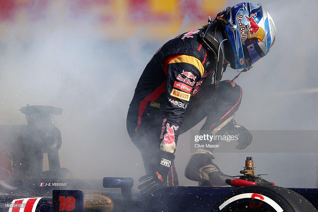 F1 Grand Prix of Japan - Qualifying