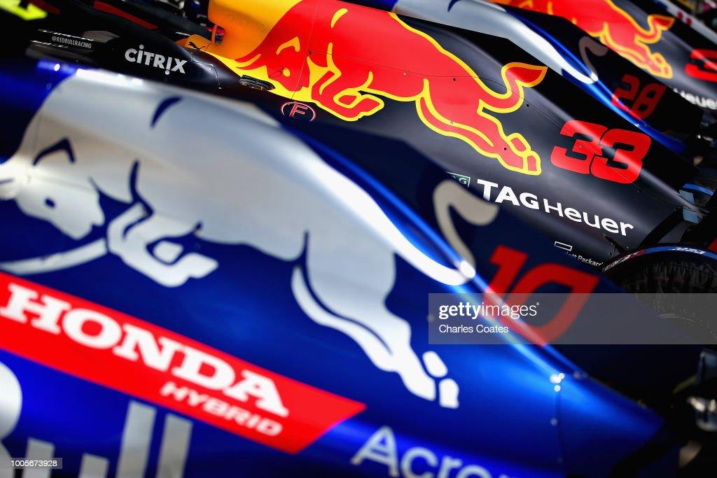 F1 Grand Prix of Hungary - Previews : News Photo