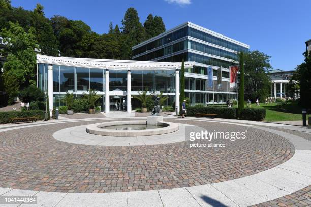 Baden Baden Therme Pictures And Photos Getty Images