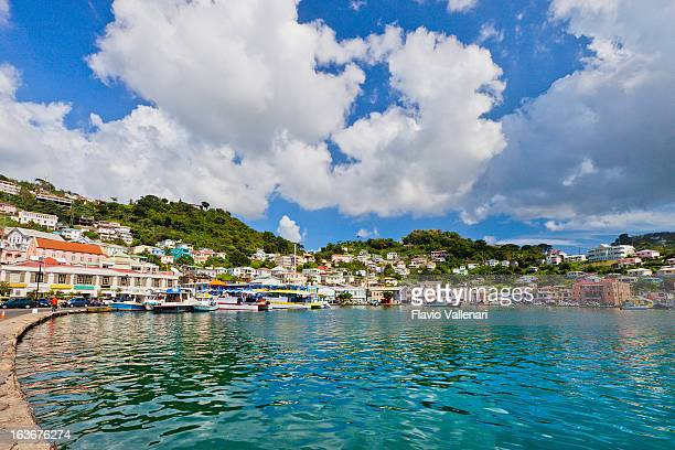 The Carenage, St. George's, Grenada W.I.