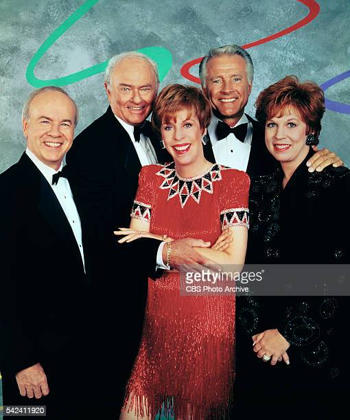 The Carol Burnett Show A Reunion the 1993 CBS television special featuring Tim Conway Harvey Korman Carol Burnett Lyle Waggoner and Vicki Lawrence