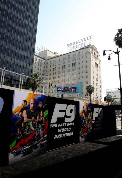 "CA: Universal Pictures ""F9"" World Premiere - Arrivals"
