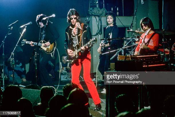 The Cars performing at The Paradise Theater June 29 1978 in Boston MA.