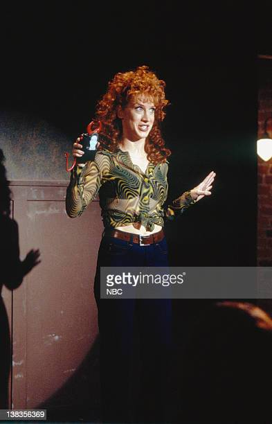 SEINFELD The Cartoon Episode 13 Pictured Kathy Griffin as Sally Weaver