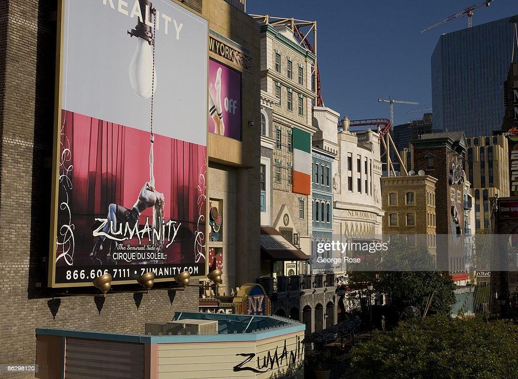 Top Tourist Destination: Las Vegas : News Photo