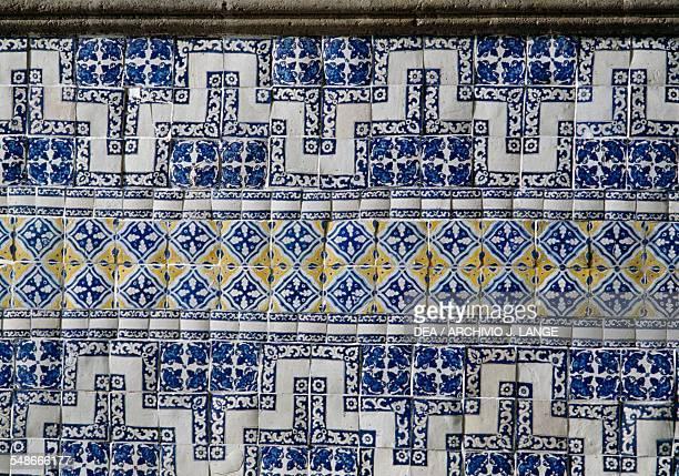 The Casa de los Azulejos Mexico City Mexico 18th century Detail