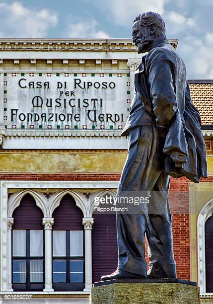 """The """"Casa di Riposo per Musicisti"""" is a home for retired opera singers and musicians in Milan, northern Italy, founded by the Italian composer..."""