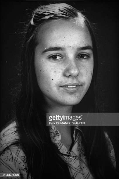 The case of Michel Fourniret et Monique Olivier JeanPierre Laville father of Isabelle the first victim of Michel Fourniret In Mulhouse France On...