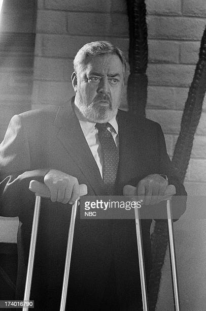 MASON The Case of the Murdered Madam Pictured Raymond Burr as Perry Mason