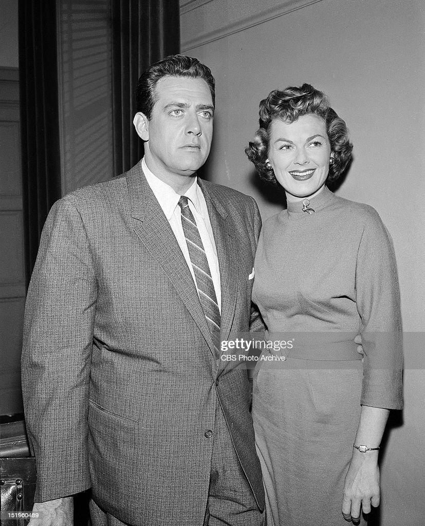 Perry Mason : News Photo