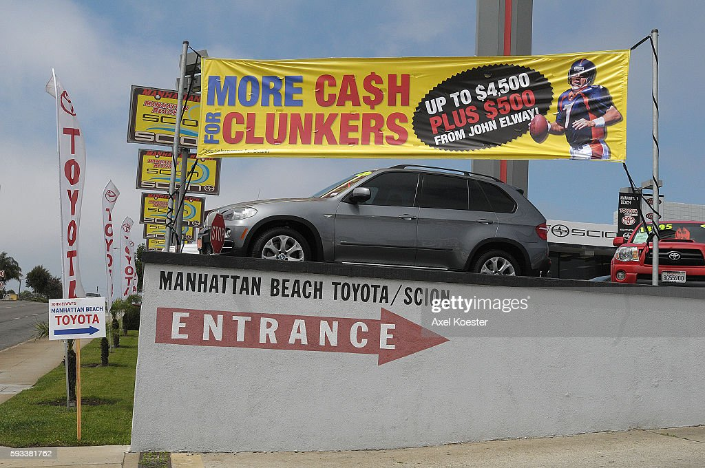 Cash For Clunkers >> The Cash For Clunkers Program Has Been A Considerable