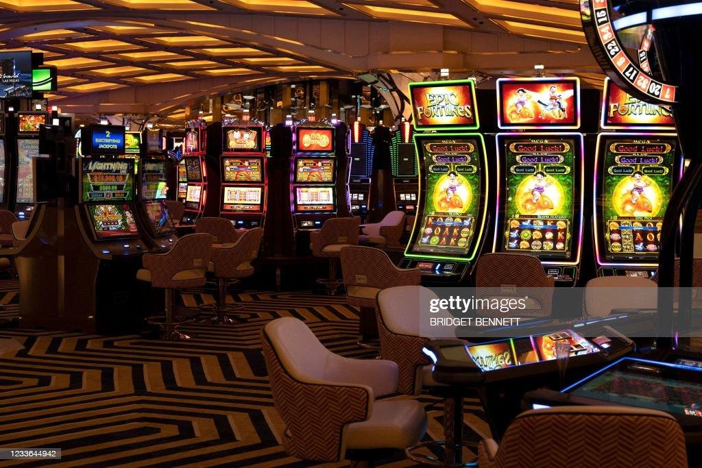 US-LAS VEGAS-HOTEL-TOURISM-GAMBLING : News Photo