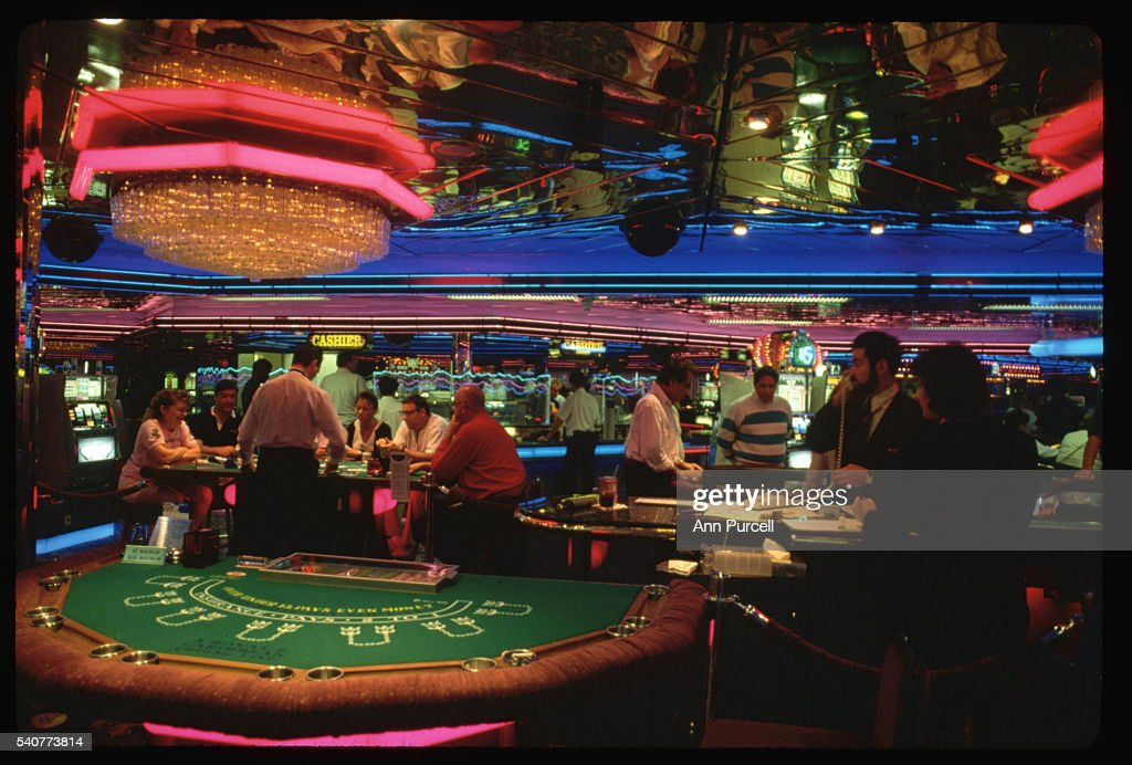 Interior Of Cruise Ship Casino Pictures Getty Images - Cruise ship casino