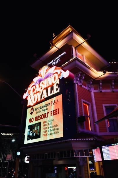 The Casino Royale Las Vegas