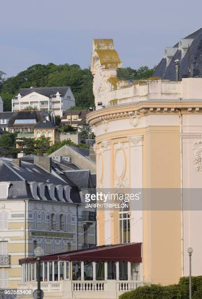 The Casino, Trouville, Calvados department, Normandy region, France.