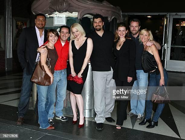 The cast actors Cedric Yarbrough Patty Wortham Andrew Friedman Wendi McLendonCovey Creator/Director Armen Kaprelian actress Colleen Crabtree Producer...