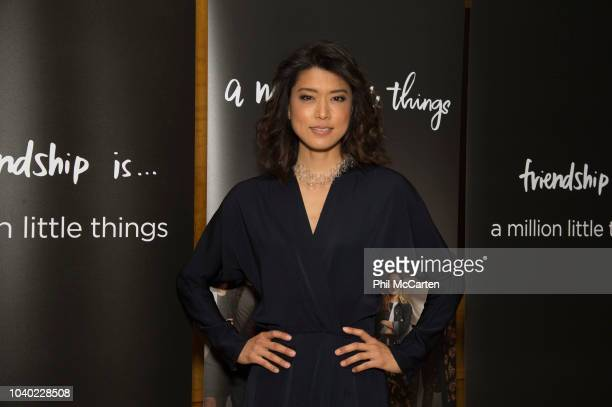 """The cast and creator of Walt Disney Television via Getty Images's """"A Million Little Things"""" celebrated the upcoming series premiere with an exclusive..."""
