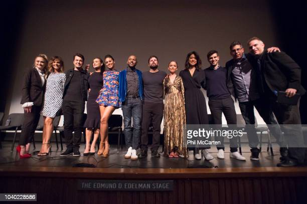 THINGS The cast and creator of ABC's A Million Little Things celebrated the upcoming series premiere with an exclusive screening and panel at the Los...