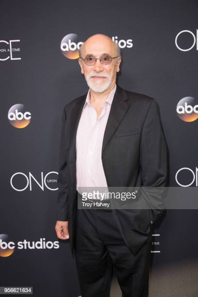 TIME The cast and creators of ABC's 'Once Upon a Time' gathered at The London West Hollywood at Beverly Hills to celebrate the series' 7 seasons with...