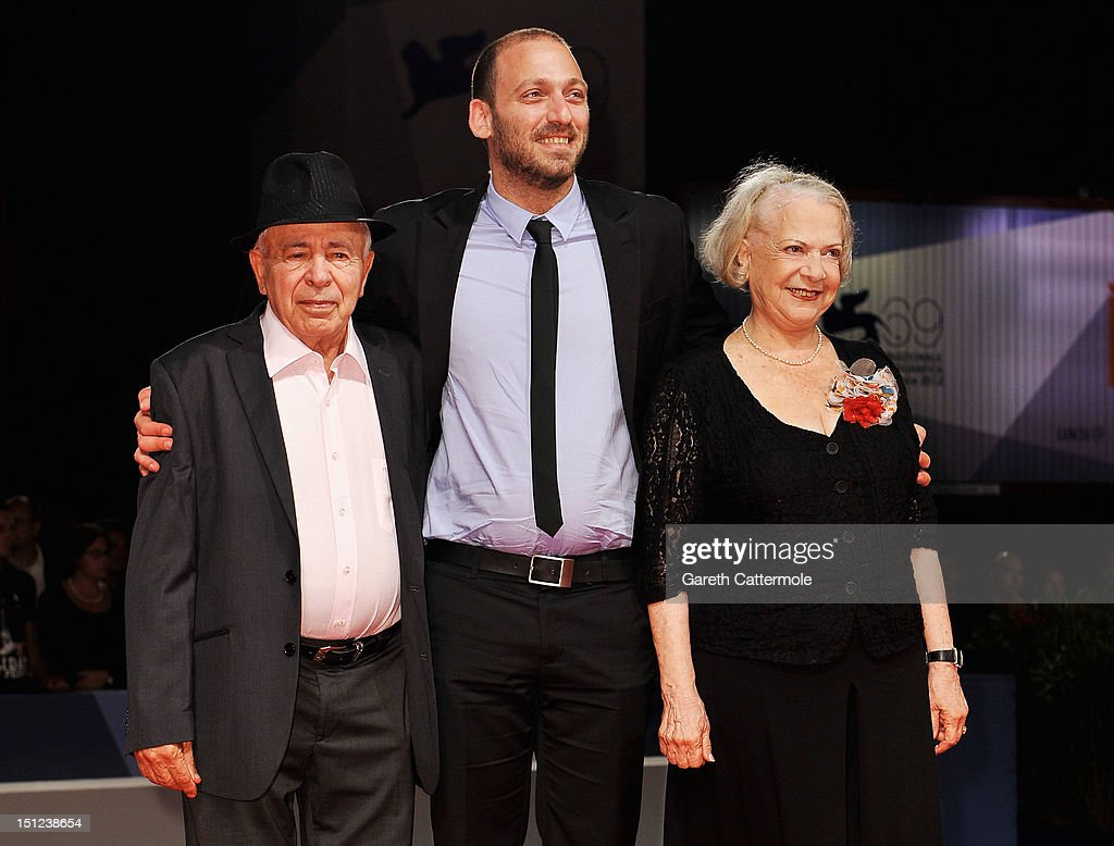 'L'Intervallo' Premiere - The 69th Venice Film Festival : News Photo