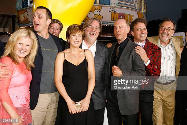 1 699 The Simpsons Premiere Arrivals Photos And Premium High Res Pictures Getty Images