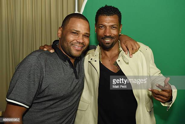 ISH The cast and crew of Walt Disney Television via Getty Images's critically acclaimed hit comedy blackish celebrate the end of season one at a wrap...
