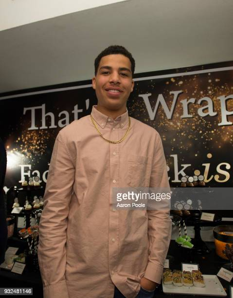 ISH The cast and crew of ABC's critically acclaimed hit comedy 'blackish' celebrate the end of season four at a wrap party on Tuesday March 13 at...