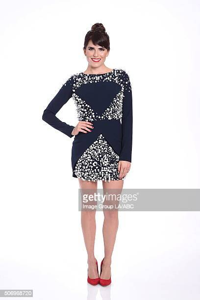TOUR 2016 The cast and executive producers of ABC series graced the carpet at Disney   ABC Television Group's Winter Press Tour 2016 KARLA