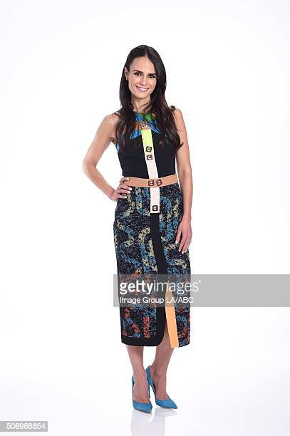 TOUR 2016 The cast and executive producers of ABC series graced the carpet at Disney | ABC Television Group's Winter Press Tour 2016 JORDANA