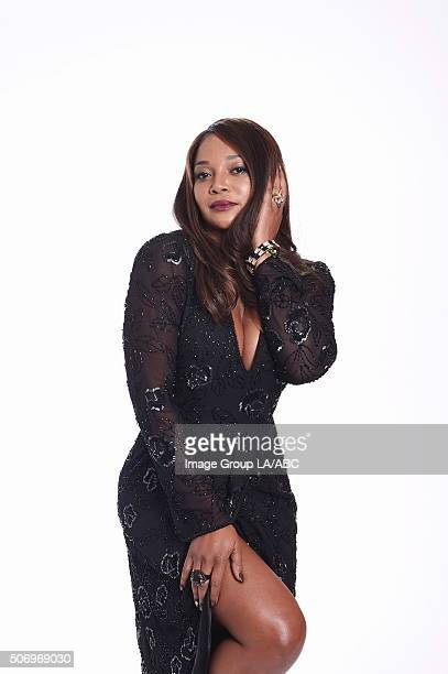 TOUR 2016 The cast and executive producers of ABC series graced the carpet at Disney   ABC Television Group's Winter Press Tour 2016 TAMALA