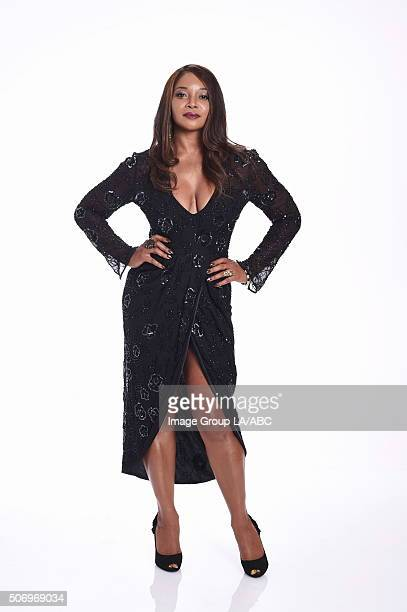 The cast and executive producers of ABC series graced the carpet at Disney | ABC Television Group's Winter Press Tour 2016. TAMALA JONES
