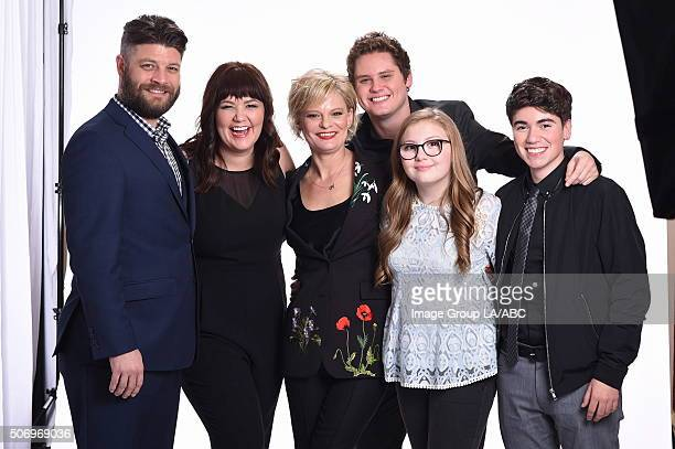 TOUR 2016 The cast and executive producers of ABC series graced the carpet at Disney | ABC Television Group's Winter Press Tour 2016 JAY
