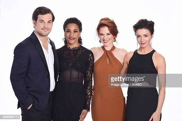 TOUR 2016 The cast and executive producers of ABC series graced the carpet at Disney | ABC Television Group's Winter Press Tour 2016 GIACOMO
