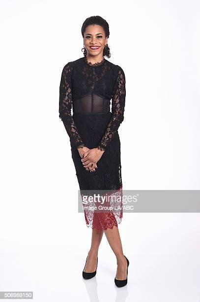 TOUR 2016 The cast and executive producers of ABC series graced the carpet at Disney | ABC Television Group's Winter Press Tour 2016 KELLY